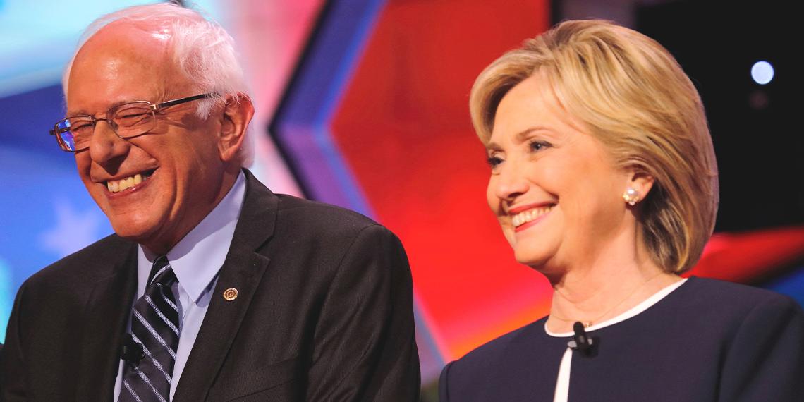 Hillary Clinton Slams Bernie Sanders: 'Nobody Likes Him.'