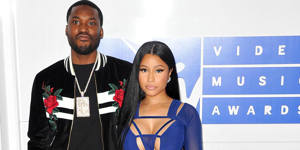 Nicki Minaj & Meek Mill's Twitter Feud Is Dark AF