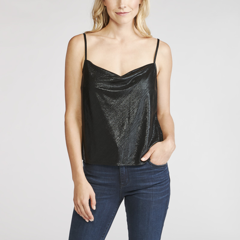 leith top black