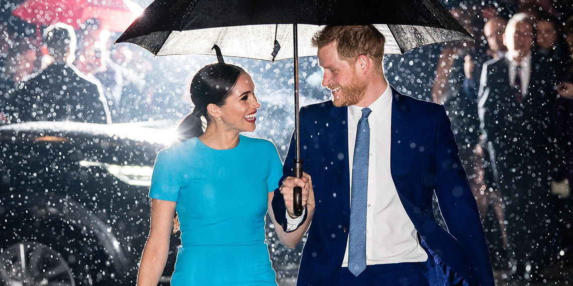 The Most Interesting Details From The New Book About Meghan And Harry | Betches