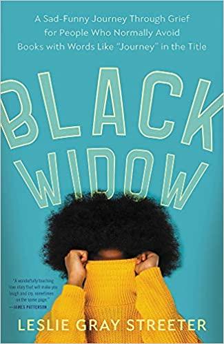 Black Widow Leslie Gray Streeter