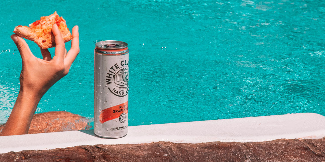 spiked seltzer, white claw