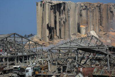 lebanon explosion beirut