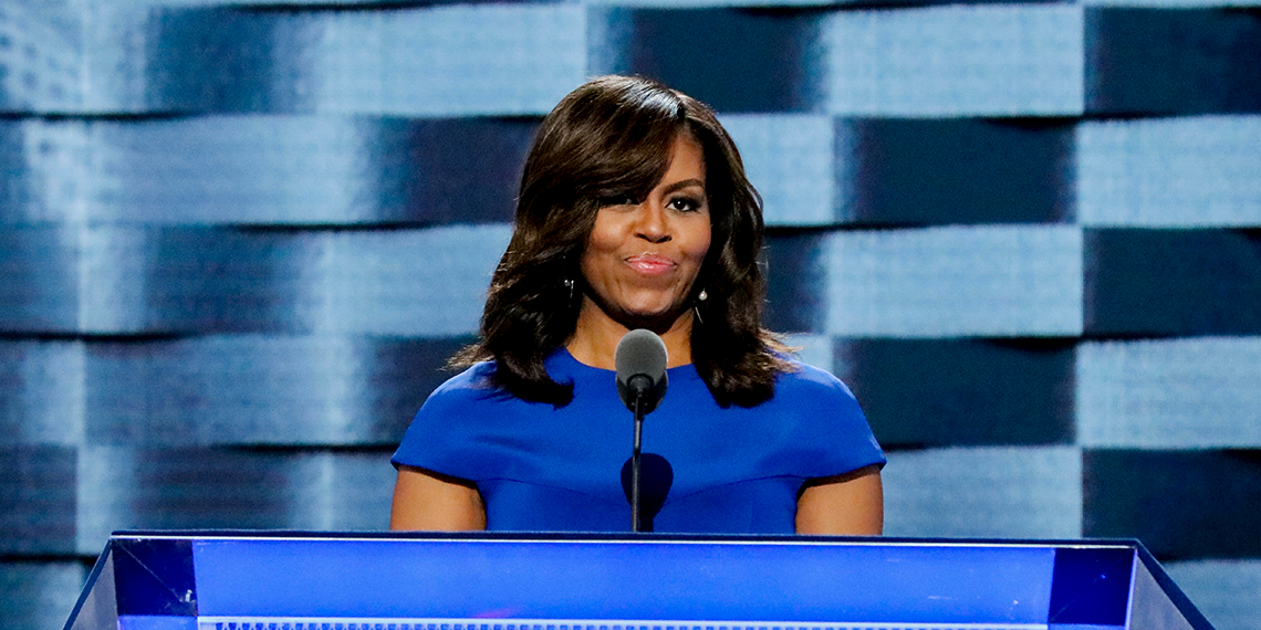 Michelle Obama Opens Up About Struggling With 'Low-Grade Depression' | Betches