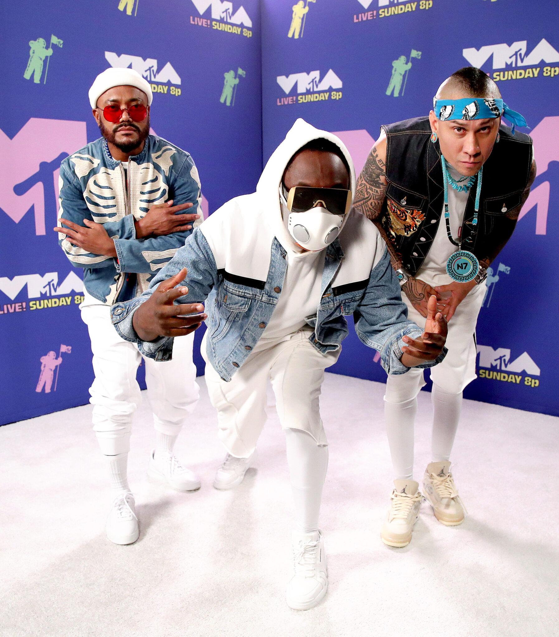 Black Eyed Peas VMAs