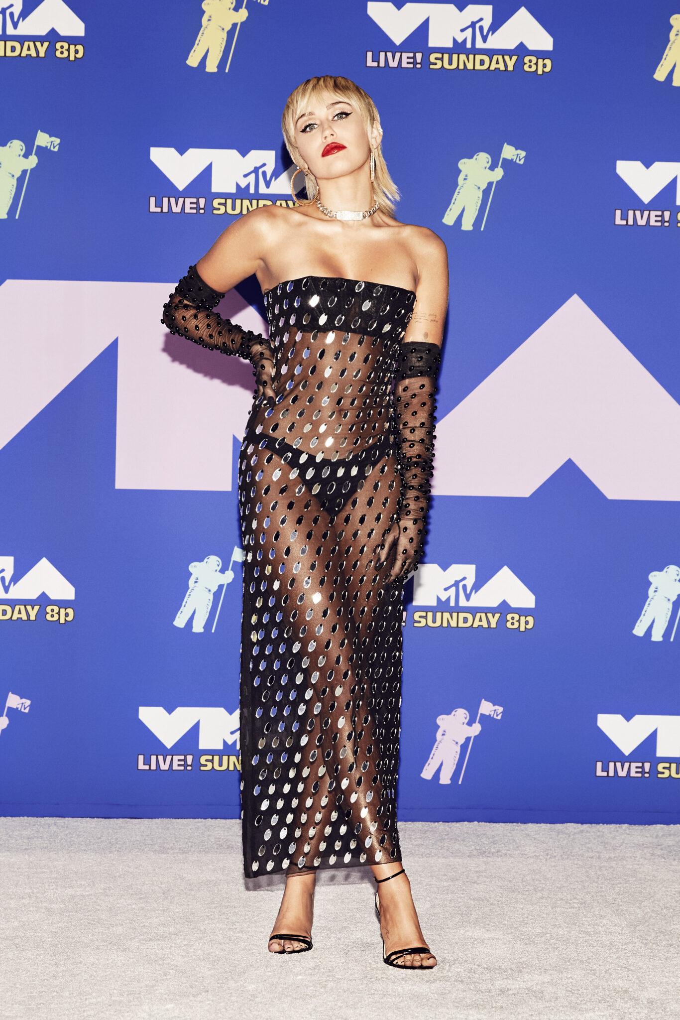 Miley Cyrus 2020 VMAs