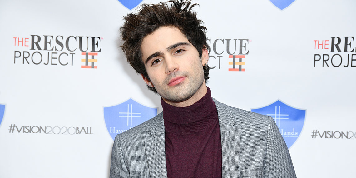 Max Ehrich Has Moved Onto A New Target | Betches