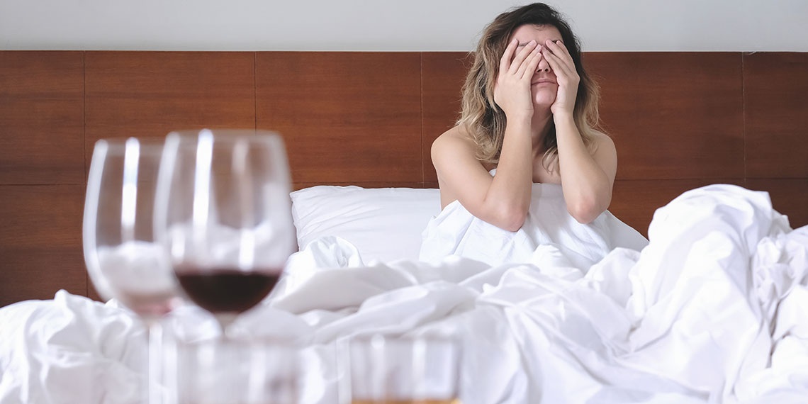 Your Hangovers *Are* Getting Worse As You Get Older & Here's Why | Betches