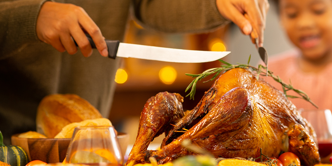How To Avoid Diet Culture Talk On Thanksgiving | Betches