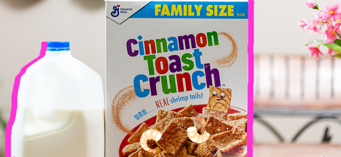 General Mills Partners With 'Fear Factor' For New Collection Of Cereal Box Toys | Betches