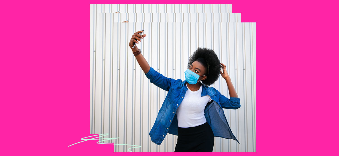 So Your Vaccine Selfie Didn't Overperform. Here's How To Fix That In Time For Dose 2.