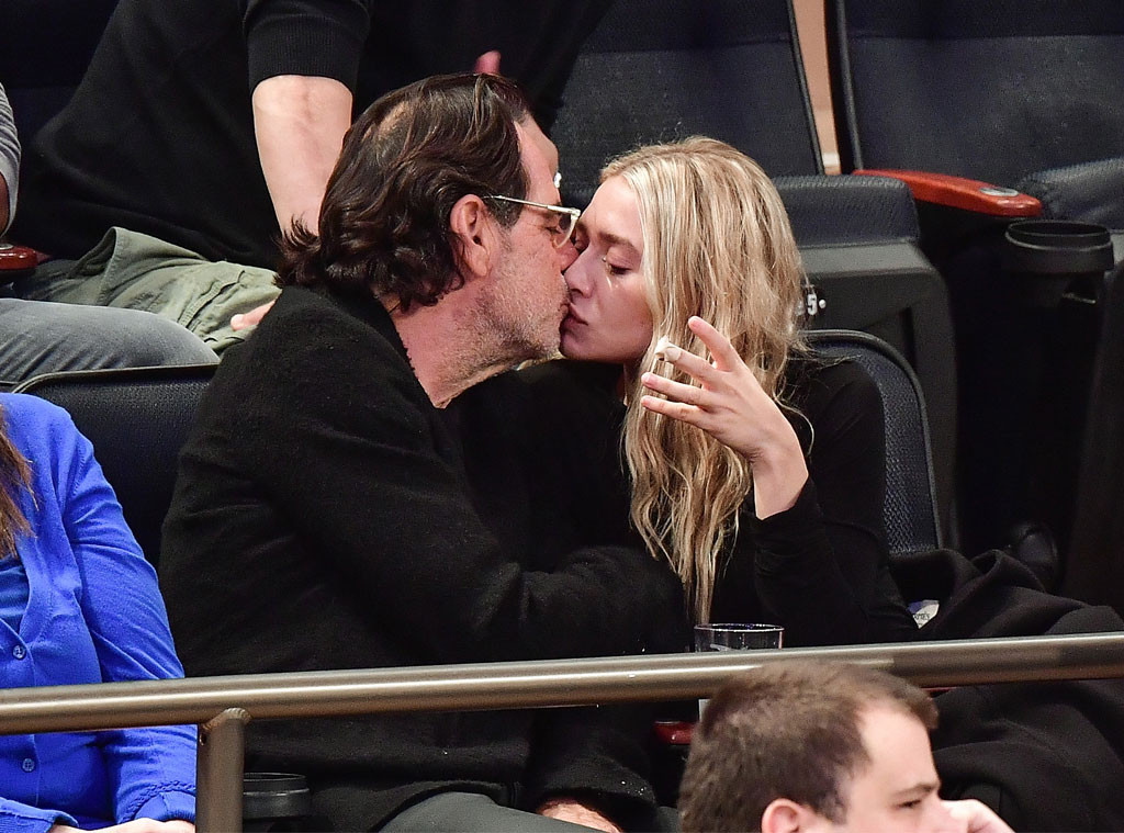 Ashley Olsen is dating yet another much-older man Report