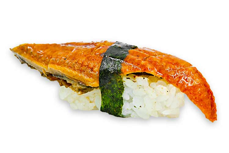 how to prepare eel for sushi