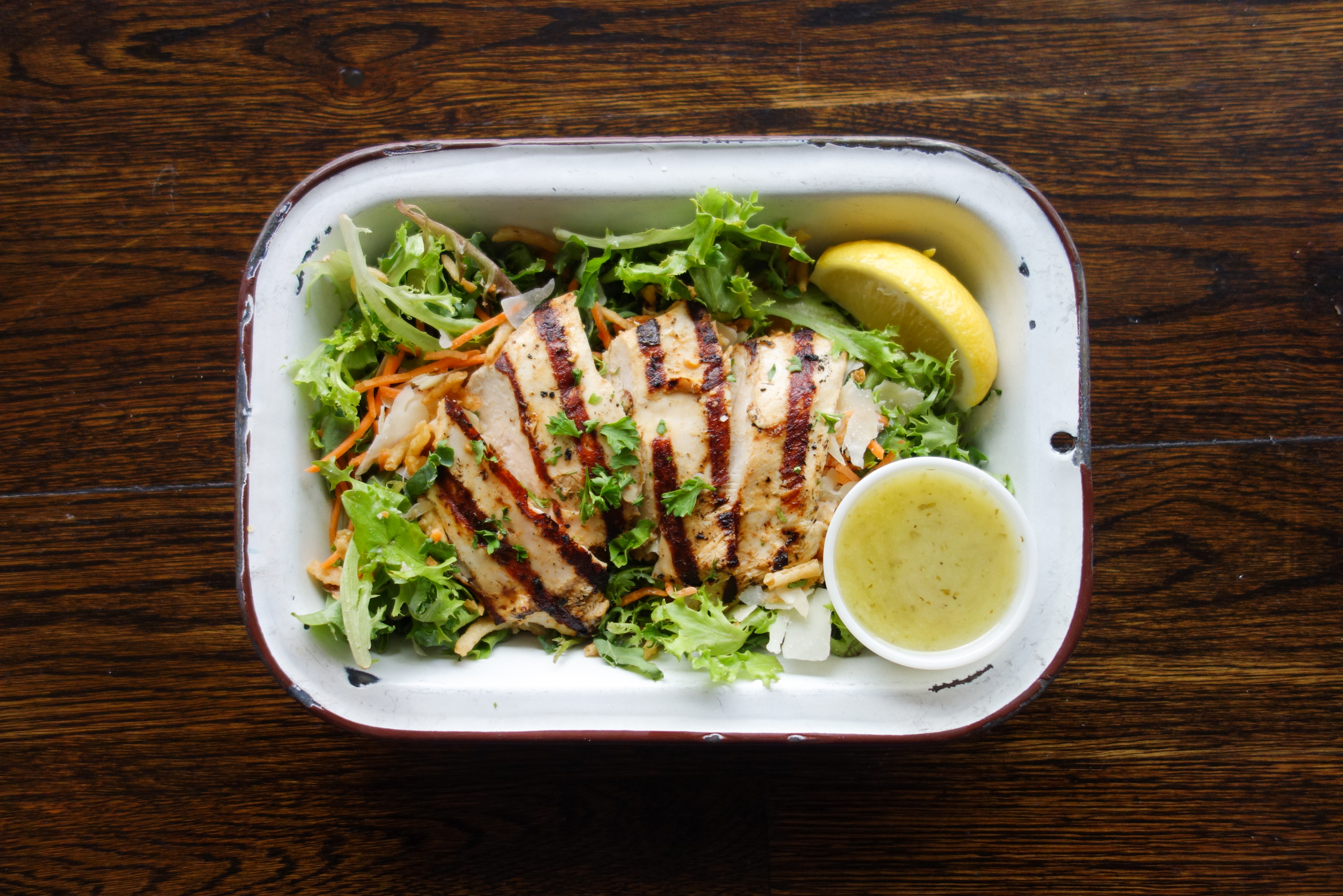 Chicken - Grilled Salad