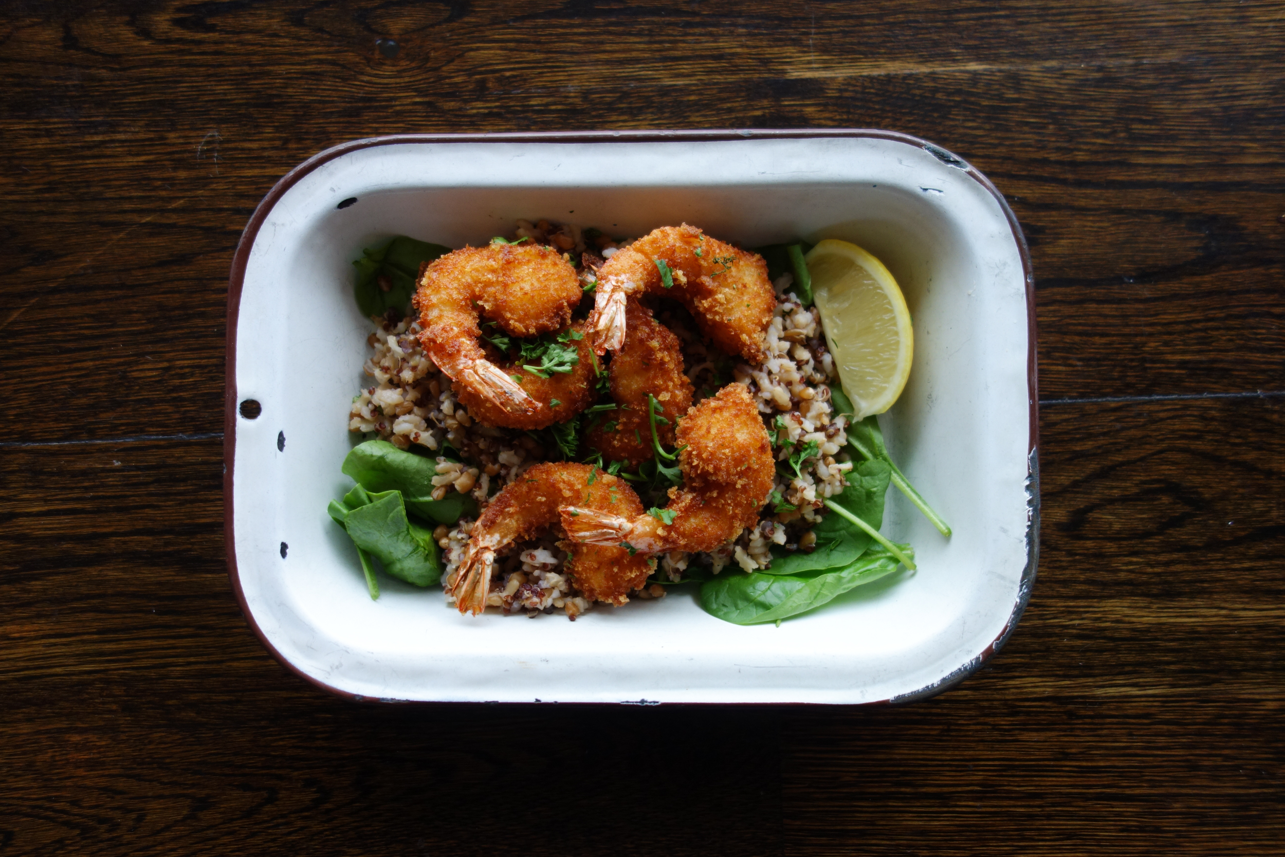 Shrimp - Crispy Powerbox
