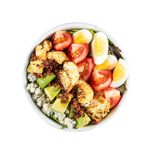 Cauliflower Cobb Salad