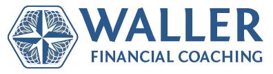 Original waller financial coaching logo4x1