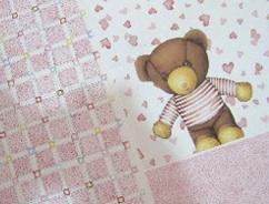 Susan's Baby Love Fabric
