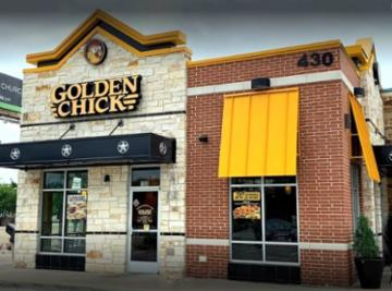 Golden Chick - Allen photo