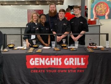 Genghis Grill - Bryant Irvin photo