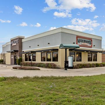 McAlister's - West Plano