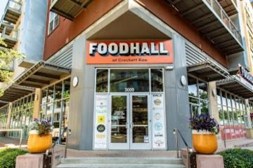Food Hall at Crockett Row photo