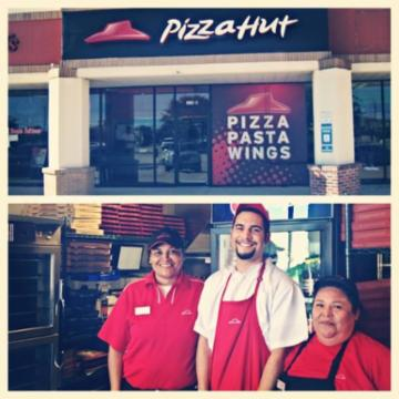 Pizza Hut - Trinity Blvd photo