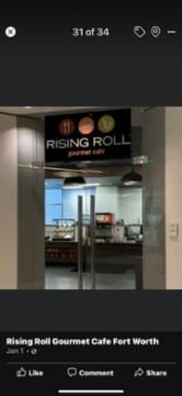 Rising Roll photo