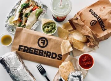 Freebirds World Burrito photo