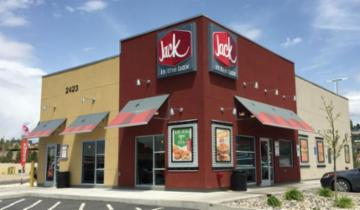 Jack in the Box - Bedford photo
