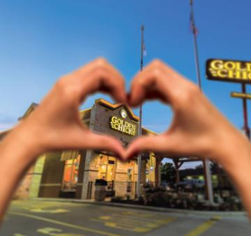 Golden Chick - Berry St (1281) photo
