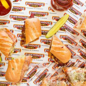 Firehouse Subs Mesquite Town Center