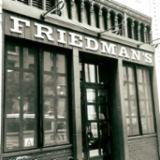 Friedmans logo
