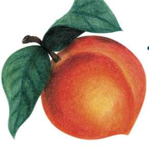 Peach Valley Café logo
