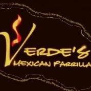 Verdes Mexican Parrilla logo