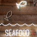 Plank Seafood Provisions logo
