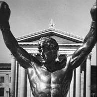 The Rocky Statue ÜÖ logo