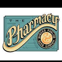 The Pharmacy Burger Parlor & Beer Garden logo