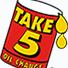 Take 5 - Erlanger (266) logo