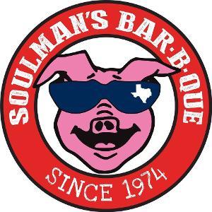 Soulman's BBQ-Greenville logo