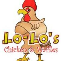 Lo-Lo's Chicken and Waffles logo