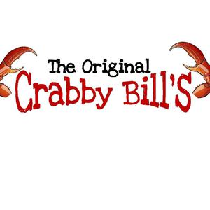 The Original Crabby Bills logo
