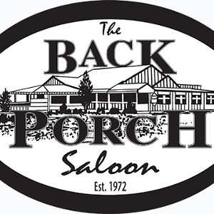 Back Porch Saloon logo