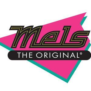 Original Mels Diner logo
