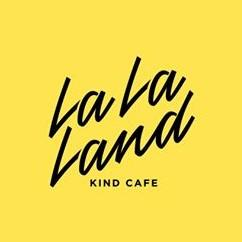 La La Land Kind Cafe logo