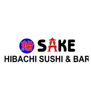 Sake Sushi Hibachi and Bar logo