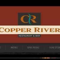 Copper River Restaurant Bar logo