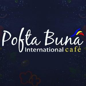 Pofta Buna International Cafe logo