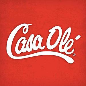Casa Ole #8 logo
