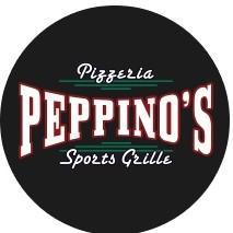 Peppinos Pizza logo